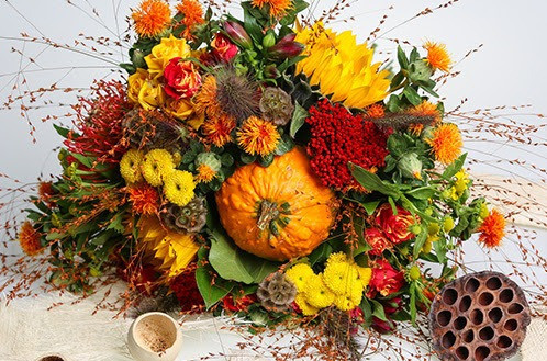 Jesenný mix