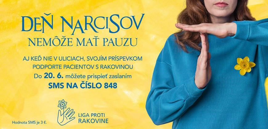 Deň narcisov - Liga proti rakovine