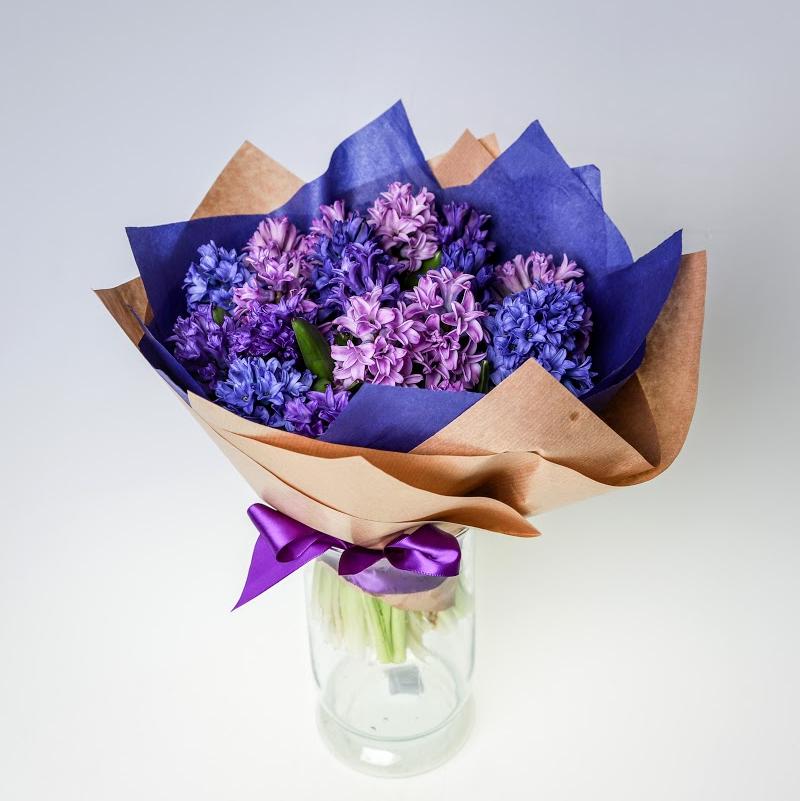 Kytica z hyacintov
