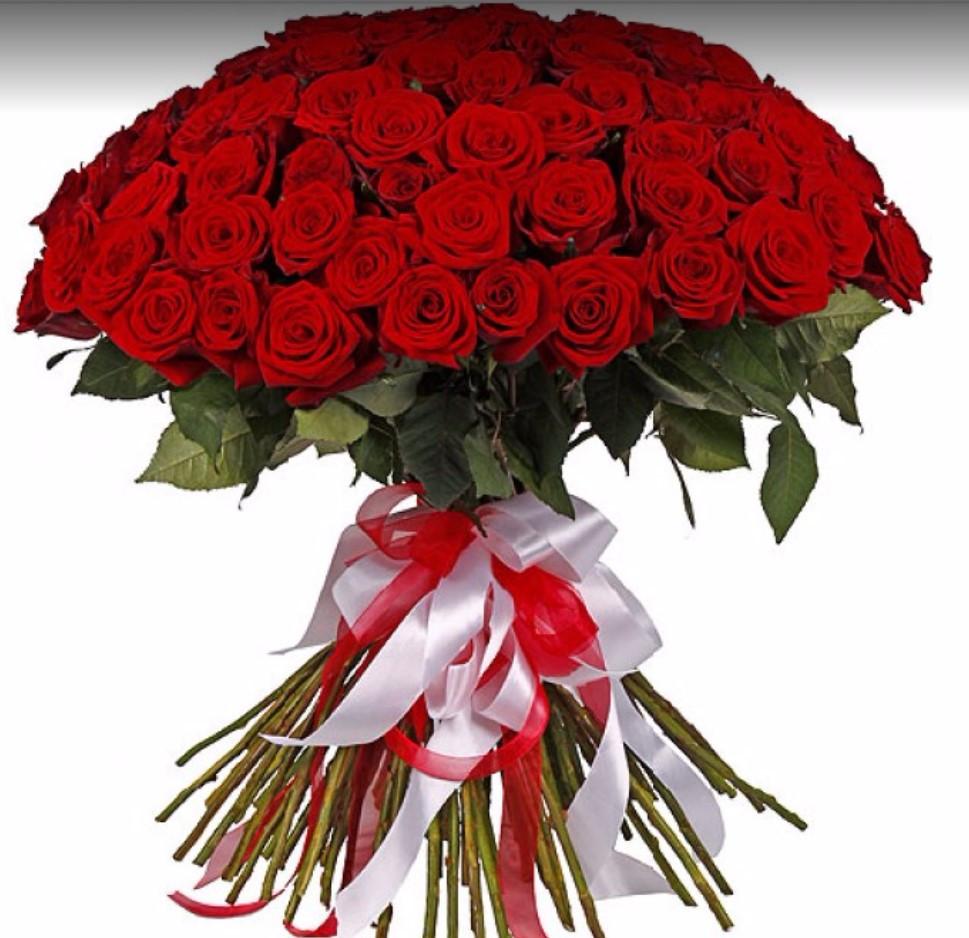 Kytica krásnych 99 ruží EXTRA