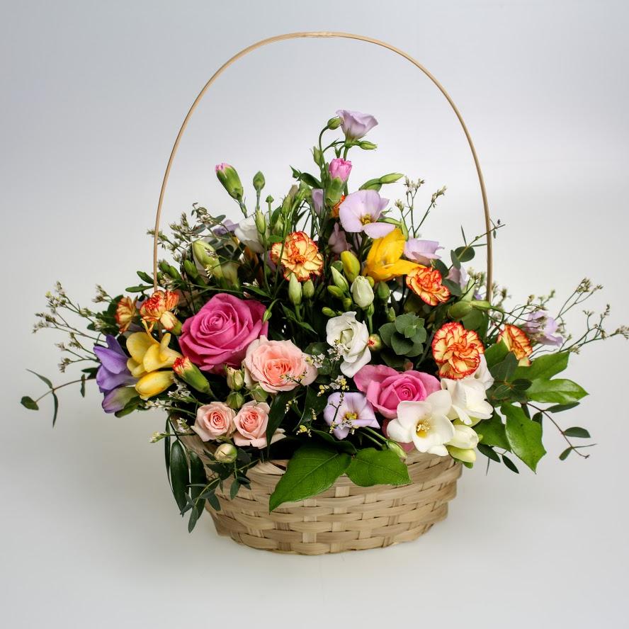 Kvetinový košík Garden