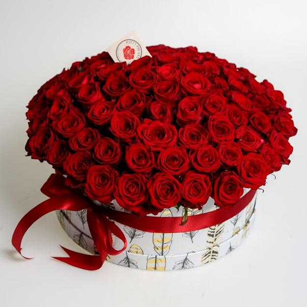 Box ruží BIG