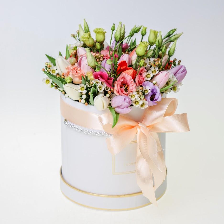 Flower box GENTLE