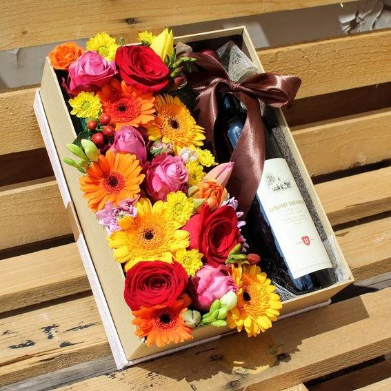 Vine box Exclusive