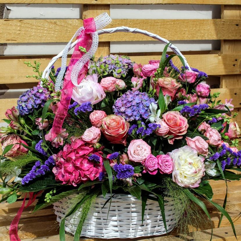 Kvetinový kôš Moma
