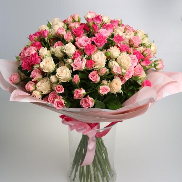 Kytica trsových ruží od 15ks