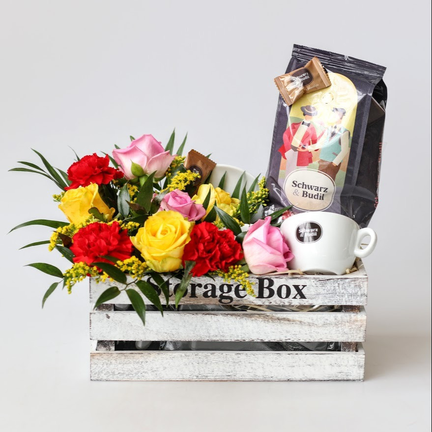 Darčekový box Coffee 1