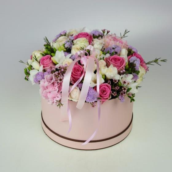 Flower box de Rosa