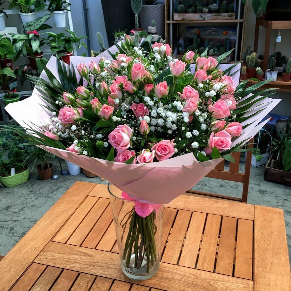 Kytica trsových ruží od 9ks