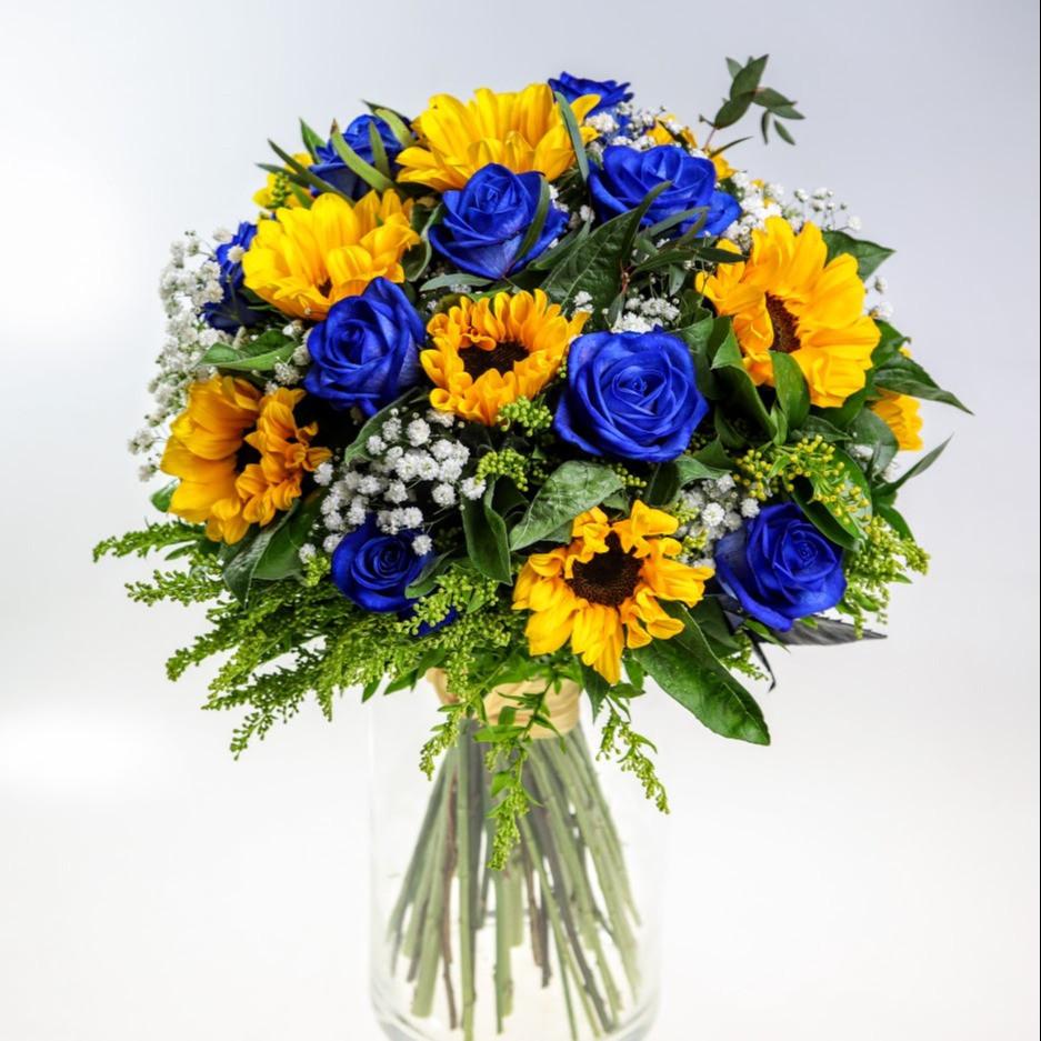Kytica Sunflower BLUE
