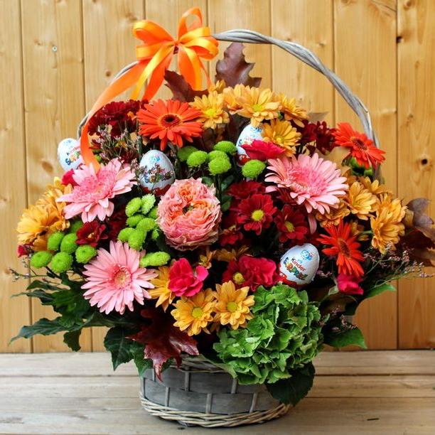 Kvetinový kôš Moma 05