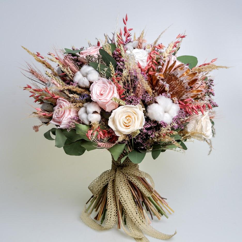 Kytica stabilizovaných kvetov DÁRIA