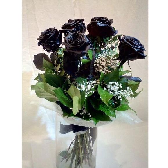 """Kytica """"Čierne ruže"""""""